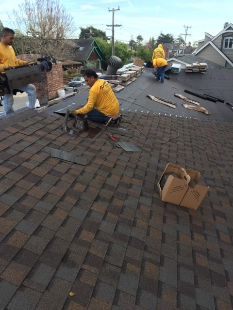ROOFING<br />INSTALLATION